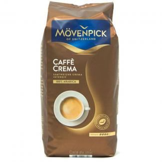 Купить кофе Movenpick Caffe Crema в зернах 1 кг в Москве
