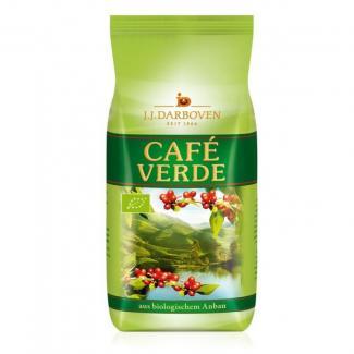 Купить кофе J.J.Darboven CAFE VERDE в Москве