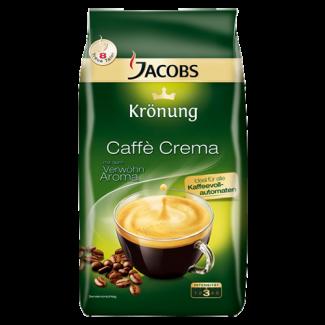 Купить кофе JACOBS Kronung Caffe Crema 1000 г в Москве
