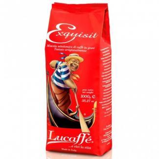 Купить кофе Lucaffe Exquisit 1000 г в Москве
