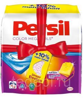 Купить Стиральный порошок Persil Color Megaperls 1250 г Германия в Санкт-Петербурге