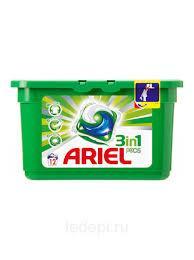 Ariel aКупить Ariel Pods White 19 шт 3 в 1 в Санкт-Петербурге Pods White 19 шт 3 в 1