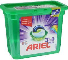 Купить Ariel Pods Color 24 шт 3 в 1 в Санкт-Петербурге