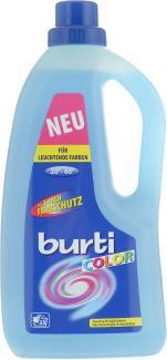 Купить Жидкое средство для стирки цветного белья BURTI COLOR 1,5л в Санкт-Петербурге