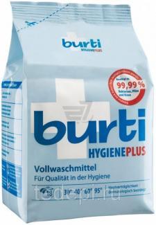 Купить Универсальный порошок для белого белья BURTI Hygiene PLUS 1,1 кг в Санкт-Петербурге