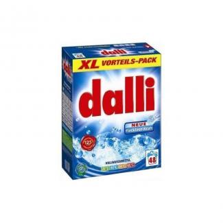 Dalli стиральный порошок без фосфатов 3120 г 48 стирок