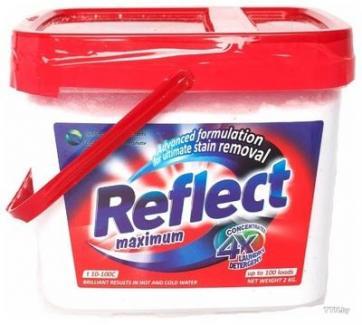 Reflect Максиму - Концентрированный стиральный порошок в пластиковой канистре, 2000 г 100 стирок