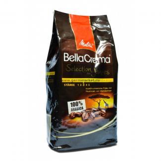 Кофе Melitta Bella Crema Selection des Jahres Tansania Nyanda 1000 г