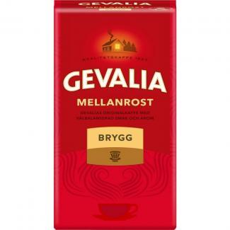 Купить кофе Gevalia Mellanrost Brygg 450 г в Москве