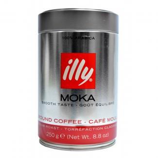 Купить кофе illy MOKA 250 г в Москве