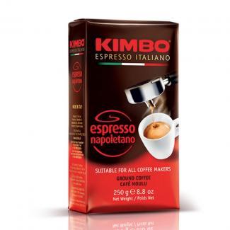 Купить кофе Kimbo Espresso Napoletano 250 г в Москве