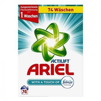 Купить Порошок Ariel Actilift Febreze 4,810 кг в Санкт-Петербурге