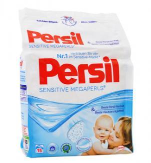 Купить Стиральный порошок Persil Sensitive Megaperls 900 г в Санкт-Петербурге