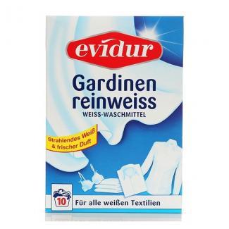 Отбеливающий стиральный порошок Evidur gardinen reinweiss 600 г купить
