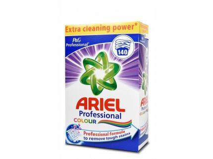 Купить Порошок стиральный Ariel Professional Color 9,1 кг (140 стирок) Германия в Санкт-Петербурге