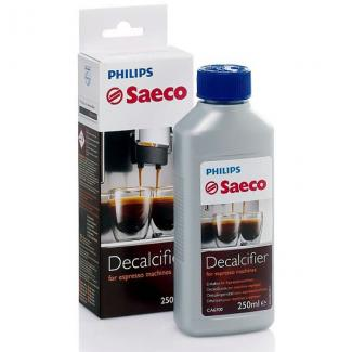 Cредство для удаления накипи для кофемашины Saeco Decalcifier 250 мл (Италия) купить в Москве