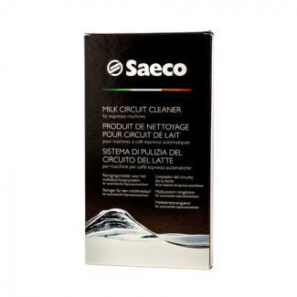 Купить cредство для очистки молочной системы кофемашин Saeco Milk Circuit Cleaner 6х2 г (Италия) в Москве