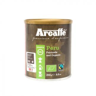 Купить кофе Arcaffe Peru 250 г в Москве
