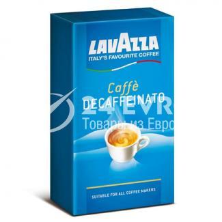 Купить кофе Lavazza Caffe Decaffeinato 250 г в Москве