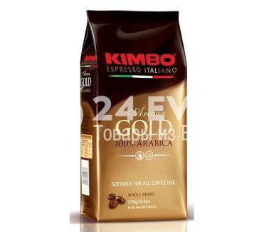 Купить кофе Kimbo Aroma Gold 500 г в Москве