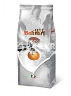 Купить кофе Caffe Molinari Espresso 500 г в Москве