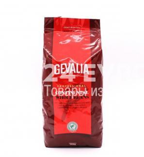 Купить кофе Gevalia Continental Professional 1 кг в Москве