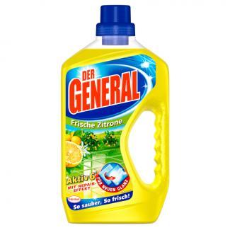 Универсальное средство для мытья пола DER GENERAL Lemon 750 мл