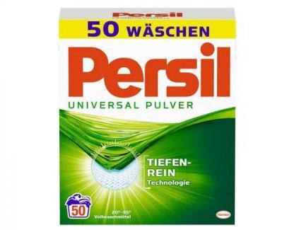Купить Стиральный порошок Persil universal pulver 3.25 кг 50 стирок Германия в Санкт-Петербурге