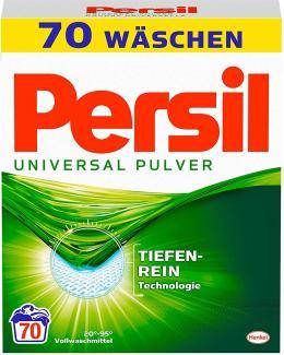 Купить cтиральный порошок Persil Universal pulver 4.5 70 стирок Германия в Санкт-Петербурге