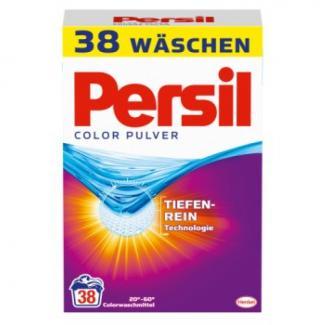 Купить порошок для цветного белья Persil Color 38 стирок Германия в Санкт-Петербурге