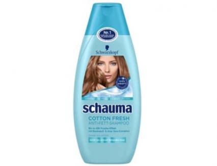 Купить шампунь Schauma Cotton Fresh Свежесть Хлопка в Москве