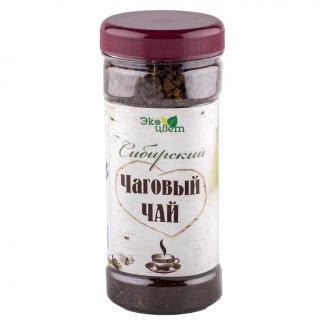 Купить чаговый чай с вытяжкой из кедровых орехов в Москве