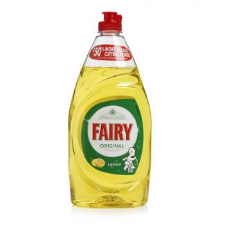 Средство для мытья посуды Fairy Original лимон 780 мл. Германия