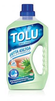 Универсальное моющее средство Tolu Aloe Vera 750 мл (Швеция)