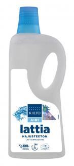 Kiilto Airi средство для мытья пола гипоаллергенное беззапаха 500мл Финляндия