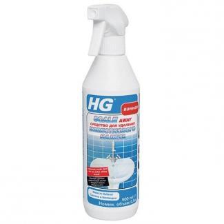 HG Средство для удаления известкового налета, 500 мл