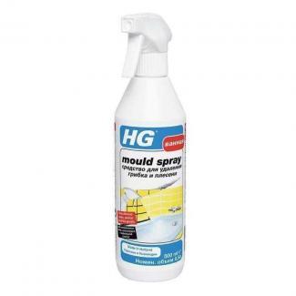 HG Средство для удаления грибка и плесени, 500 мл