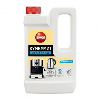 Bagi КУМКУМИТ средство для удаления накипи из чайников и кастрюль, 550 мл