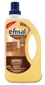 ВЕРНЕР МЕРЦ Емзаль - Средство для чистки деревянных поверхностей, 750 мл
