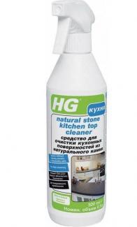 HG Средство для очистки кухонных поверхностей из натурального камня, 500 мл