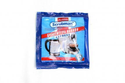 Очиститель накипи Scrubman для чайников и кофеварок 20 г