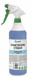"""Очиститель стекол """"Clean Glass"""" professional (с проф. тригером) 1 л"""