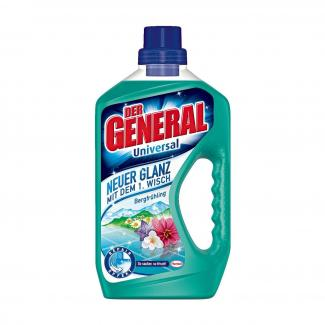 Универсальное средство для мытья пола DER GENERAL Bergfrühling 750 мл