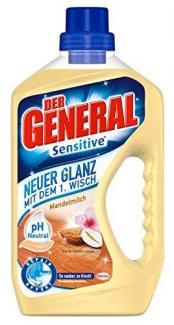 Универсальное средство для мытья пола DER GENERAL Mandelmilch 750 мл